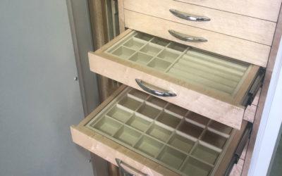 Custom Closet Luxury Safes
